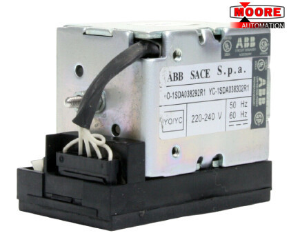 ABB SPA YO/YC 1SDA038292R1 Circuit Breaker Air ACB