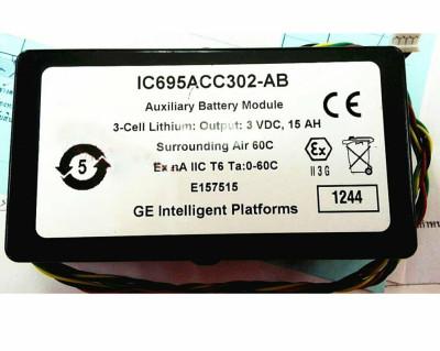 GE IC695ACC302 Battery Module