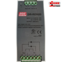 MW DR-RDN20 Switching power supply 28VDC/20A