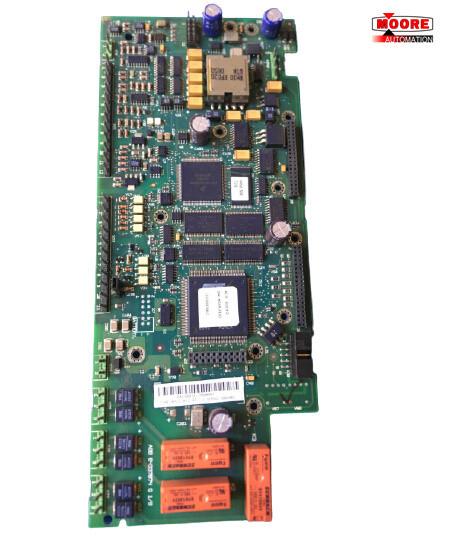 ABB Inverter ACS800 Series Motherboards IO板RMIO-01C Control Panel Terminal Board Card