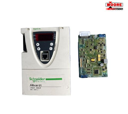 Schneider Inverter ATV61 High Power Control Panel cpu Motherboard 90/110/160-220-250kw-315