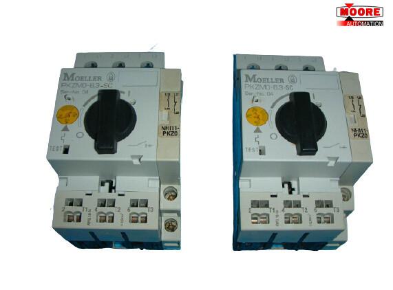 MOELLER PKZM0-6,3-SC+NHI11-PKZ0