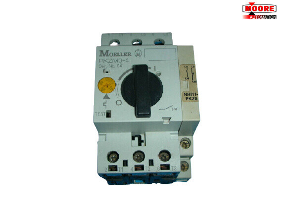 MOELLER Relay PKZM0-4+NHI11-PKZ0