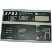 CI Frequency Converter SFE2 control panel
