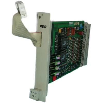 Honeywell FSC 10105/2/1 16900 Analog Input Module