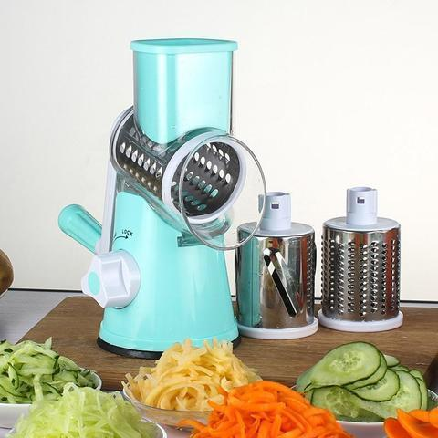 Multi-Function Vegetable Cutter & Slicer