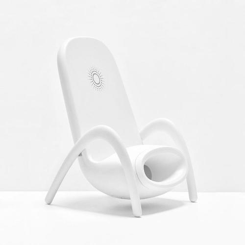 Multi-Function Chair Shape Loudspeaker & Wireless Fast Charging