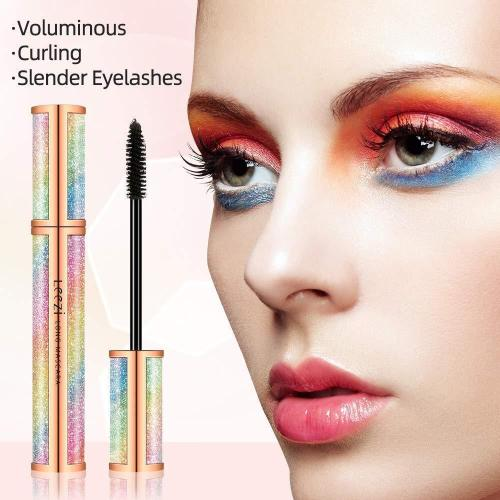 4D Silk Fiber Waterproof Eyelash Mascara