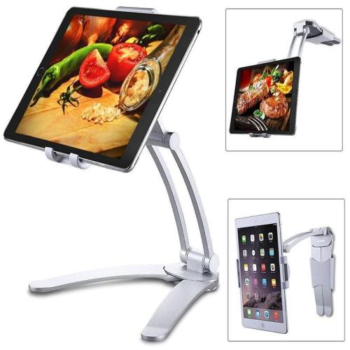 3-IN-1 WALL COUNTER TOP TABLET MOUNT STAND