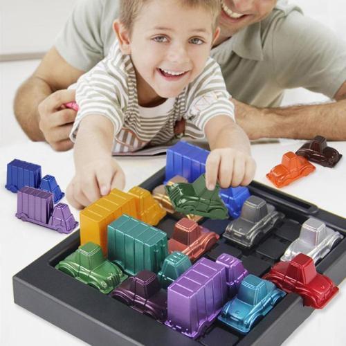 Rushhour Traffic Jam - Intelligence Development Toys