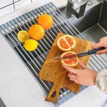 Kitchen Folding Drain Rack