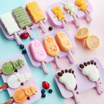 DIY Silicone Ice Cream Mold