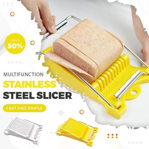 Multifunction Stainless Steel Slicer