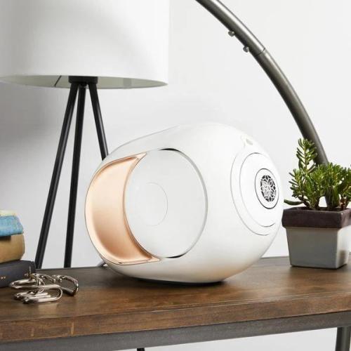 🥇GOLDEN SPEAKER – High-End Wireless Speaker -108 dB