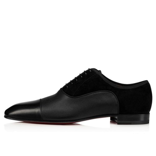 Red Bottoms Oxfords