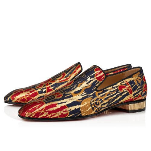 Red Bottoms Loafers