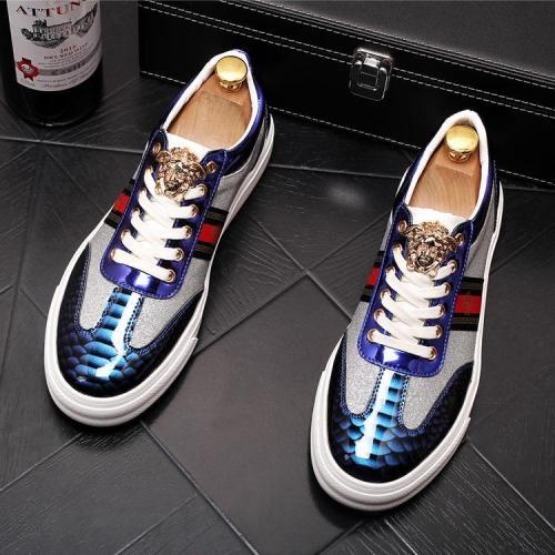High-Top Fashion Shoes-001