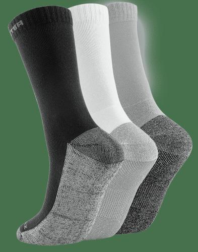 Combo,CoolMax Men's Socks 3 Pairs