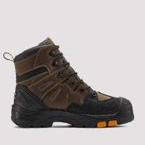 Woodland,6 Inch Work Boot for Men in Brown