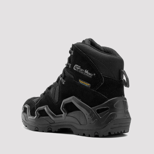 Walland,6 Inch Hiking Boot for Men in Black