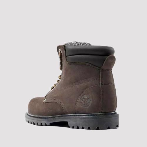 Underwood,6 Inch Work Boot for Men in Brown