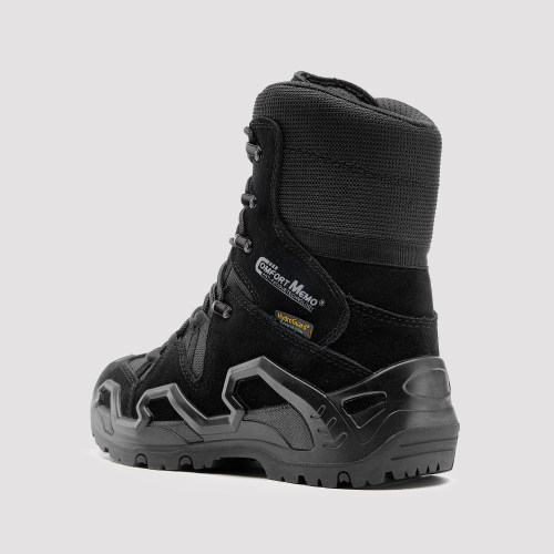 Walland,8 Inch Hiking Boot for Men in Black