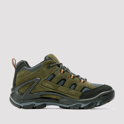 Newland,4 Inch Hiking Boot for Men in Green