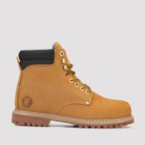 Underwood,6 Inch Steel Toe Work Boot for Men in Wheat