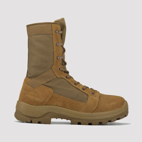 Newland,8 Inch Work Boot for Men in Coyote