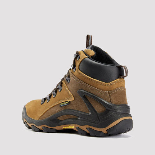 Farland,6 Inch Hiking Boot for Men in Brown
