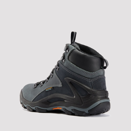 Farland,6 Inch Hiking Boot for Men in Grey