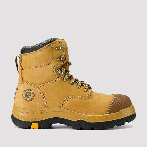 Fort,7 Inch Work Boot for Men in Wheat