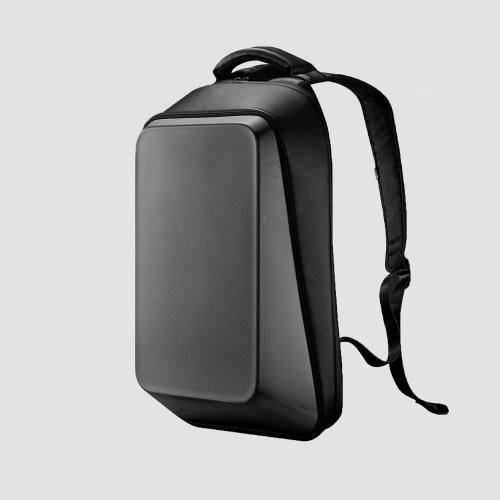ROCKROOSTER CUBA Series Fashion Black Square Crossbody Bag
