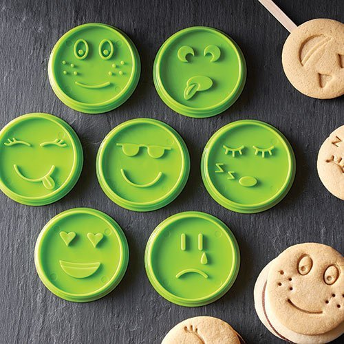 Emoji Cookie Cutters