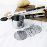 Kitchen Silicone Handle Potato Presser Potato Chips Potato Presser UberChef Bellemain