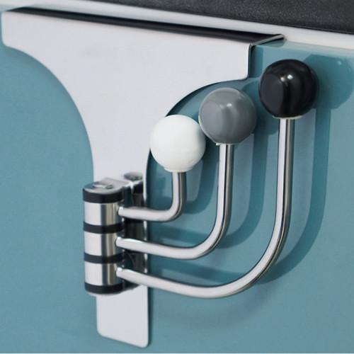 Door Wreath Hook for front door with a depth up to 4.5/1.8cm
