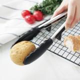 Premium Silicone Kitchen Tongs 9 inch