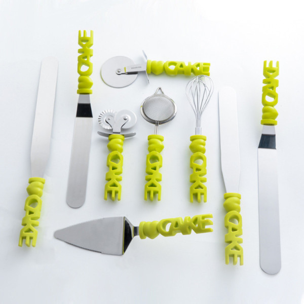 Nine-piece Baking Tools Baking DIY Tool Set Pizza