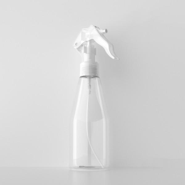200ml PET Empty Refilable Spray Bottle Sterilization bottle