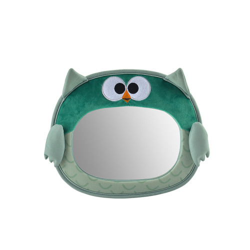 Amazon hot selling animal design baby backseat car mirror rear facing mirror in top quality OEM