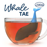 Whale tae infuser made of silicone New Look