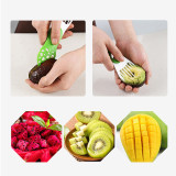 5 in 1 shearing cutter for avocado tool
