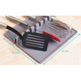 Utensil rest xl keeps your countertop clean