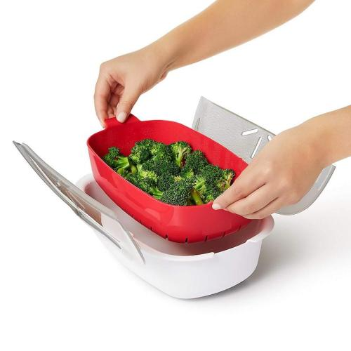 Large Microwave Steamer