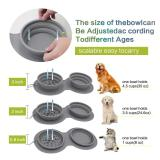Best Slow Feed Dog Bowls For Bloat Prevention & Speed Eaters