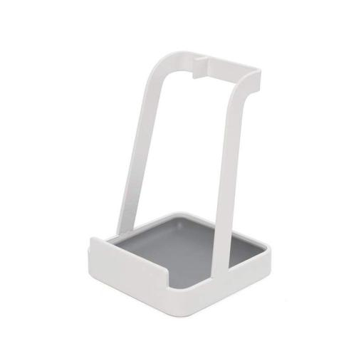 Kitchen free punching shovel spoon pot cover cutting board chopsticks rack sitting spoon drain tray storage rack