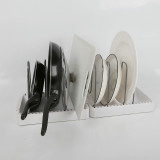 How to pan lid rack store more