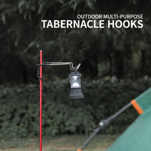 Outdoor Multi-Purpose Tabernacle Hooks
