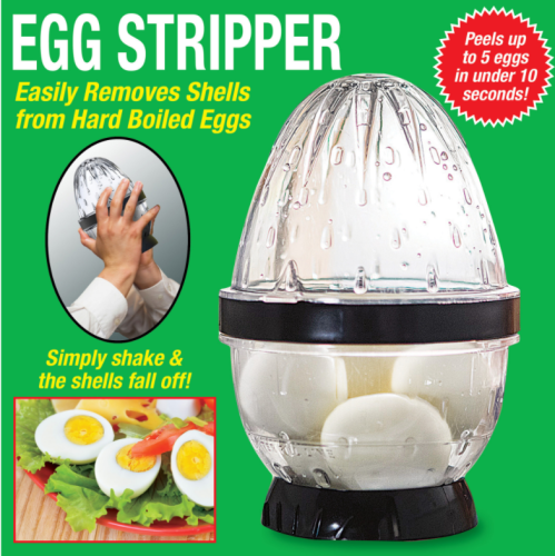 Egg Stripper Kitchen Tools As Seen on TV EzEggs