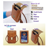 Touch screen purse as seen on tv